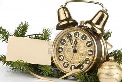 Reloj fin de Año